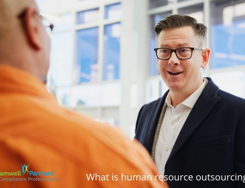 What is human resource outsourcing?