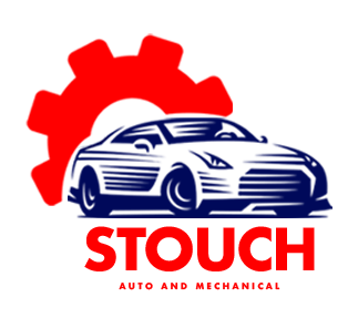 Stouch Auto and Mechanical Logo