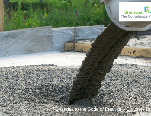 New Code of Practice – Concrete Pumping