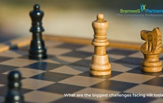 What are the biggest challenges facing HR today?