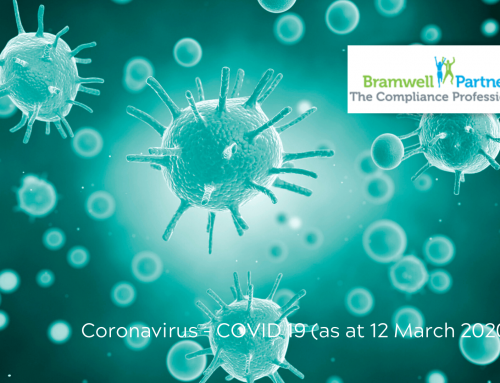 Coronavirus – COVID 19 (as at 12 March 2020)